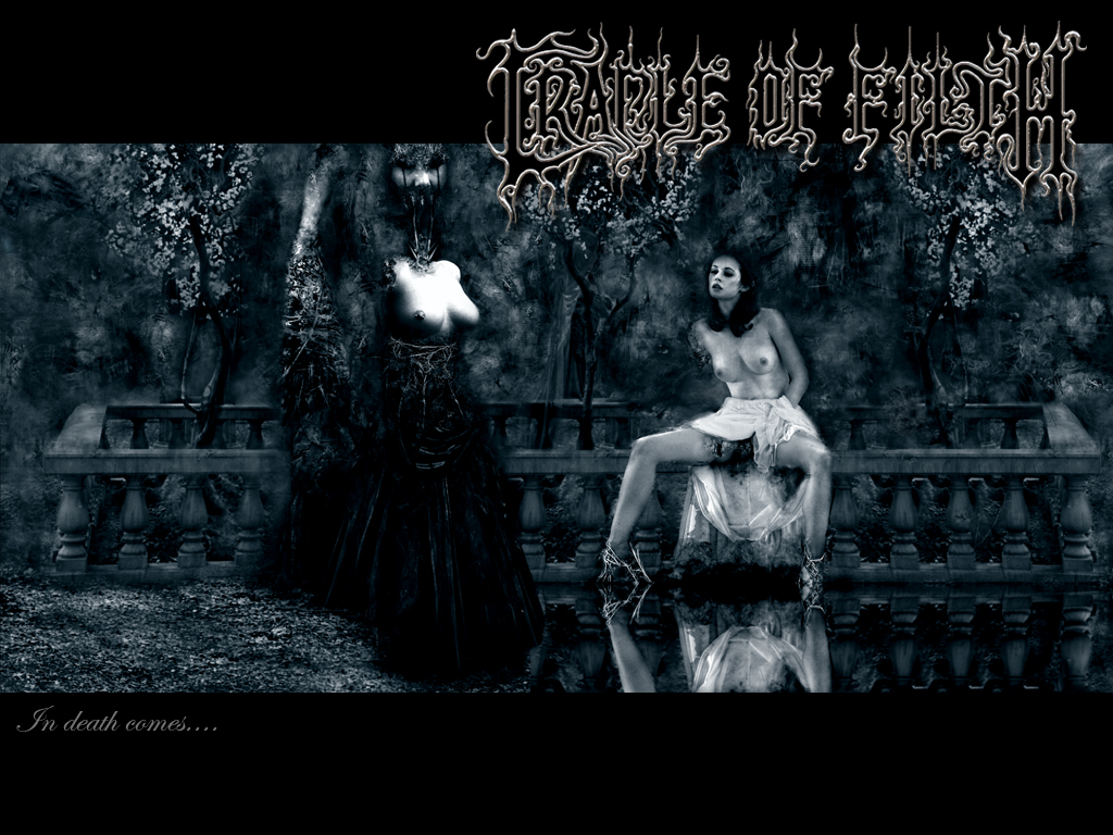 Cradle Of Filth - Midian (1024x768, 532 kБ)